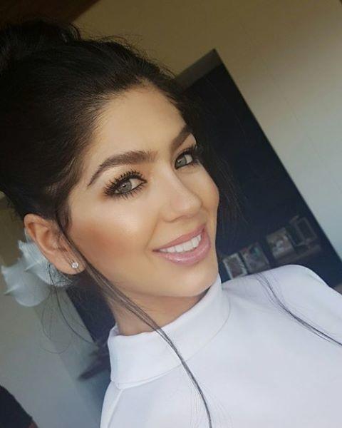 Natalia Carmona Makeup