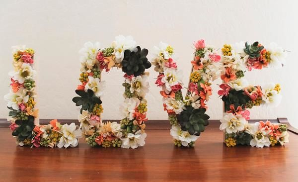 Deco Chic con Flores de Papel