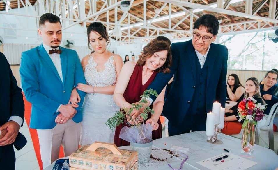 Celebrante de Casamentos - Rodrigo Pedrotti