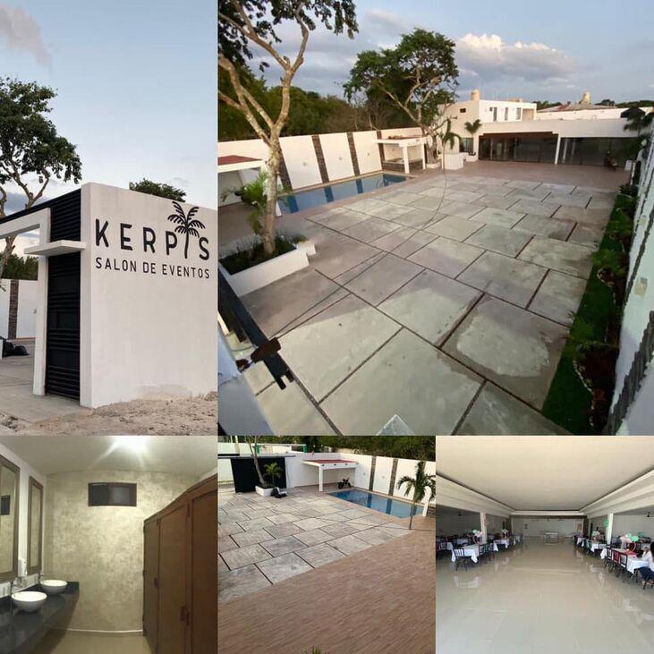 Salón de eventos Kerpis