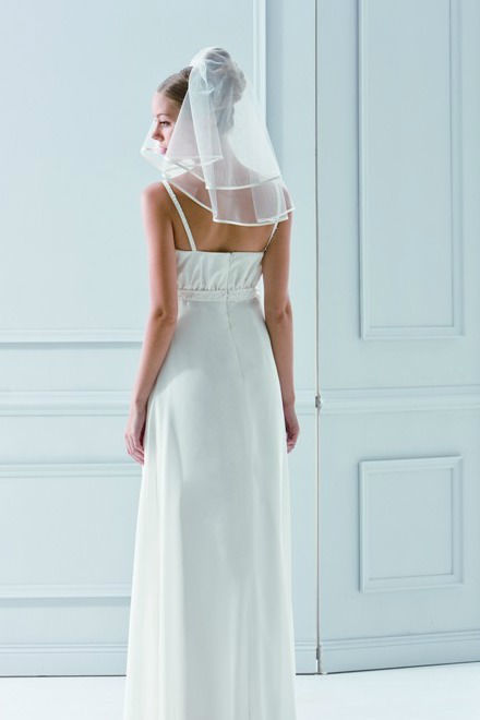 Beispiel: Schleier, Foto: Braut Boutique.