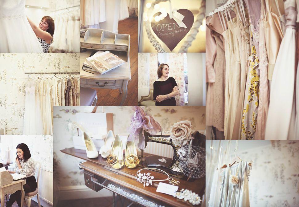 Agapé Bridal Boutique