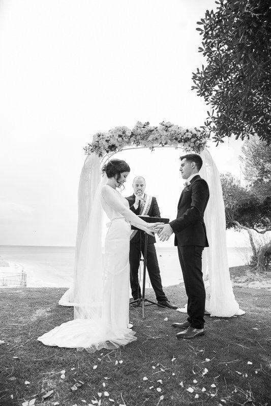 nozze sul mare
