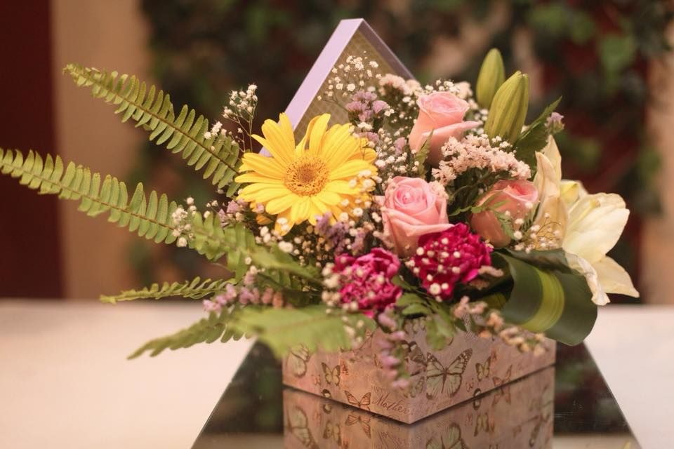 Diseño Floral Claudia Machado