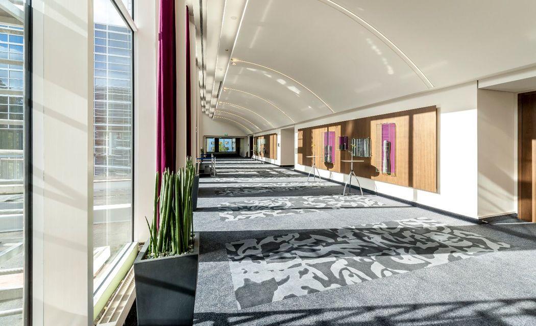 Beispiel: Saalfoyer, Foto: Dorint Kongresshotel Mannheim