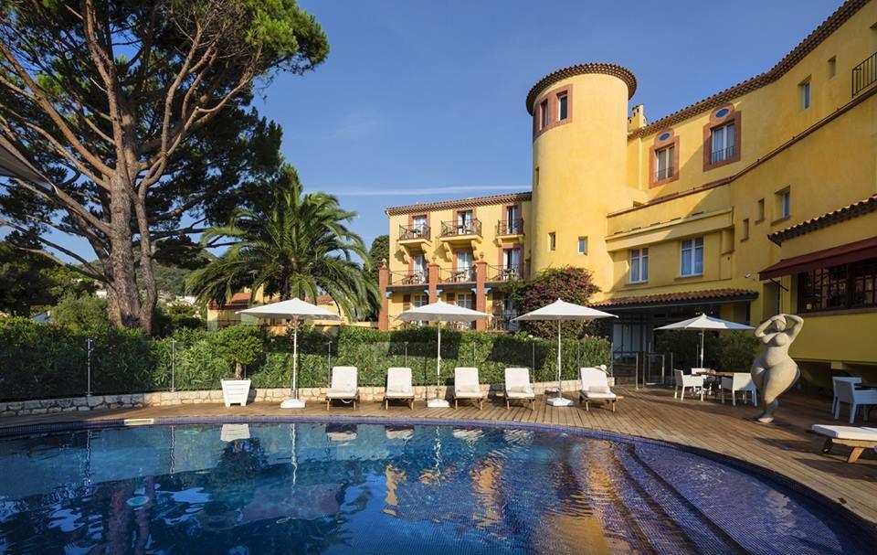 Hotel ERMITAGE DU RIOU****