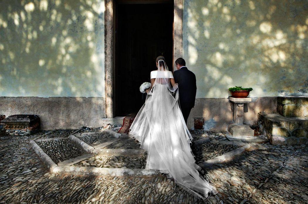 Borgio Verezzi. Matrimonio in San Martino
