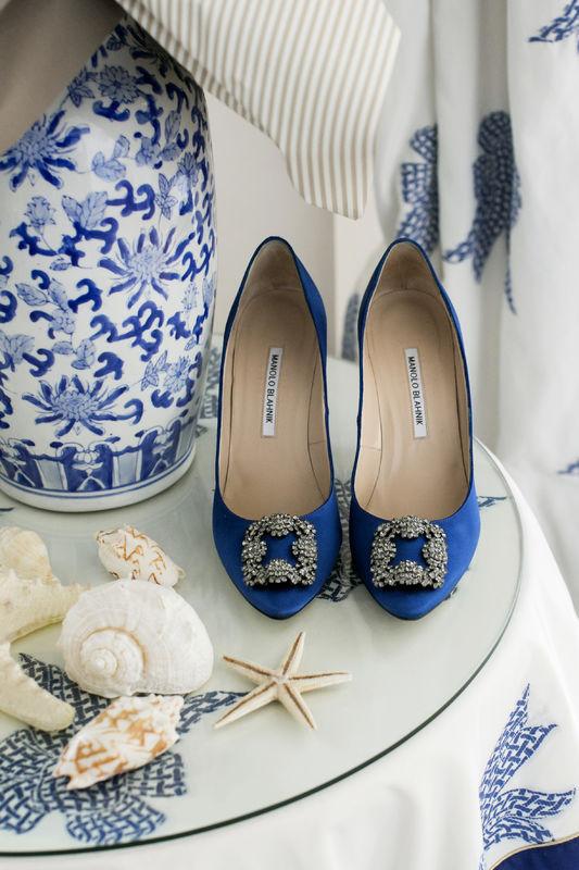 Serena Obert Weddings & Events | Ogni dettaglio è importante, persino la scelta della scarpa della sposa