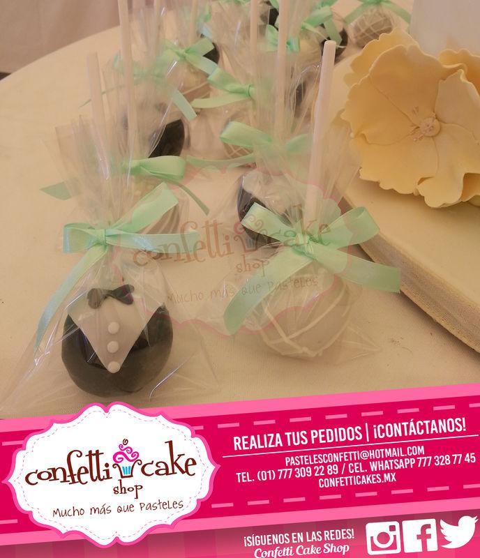 Confetti Cake Shop