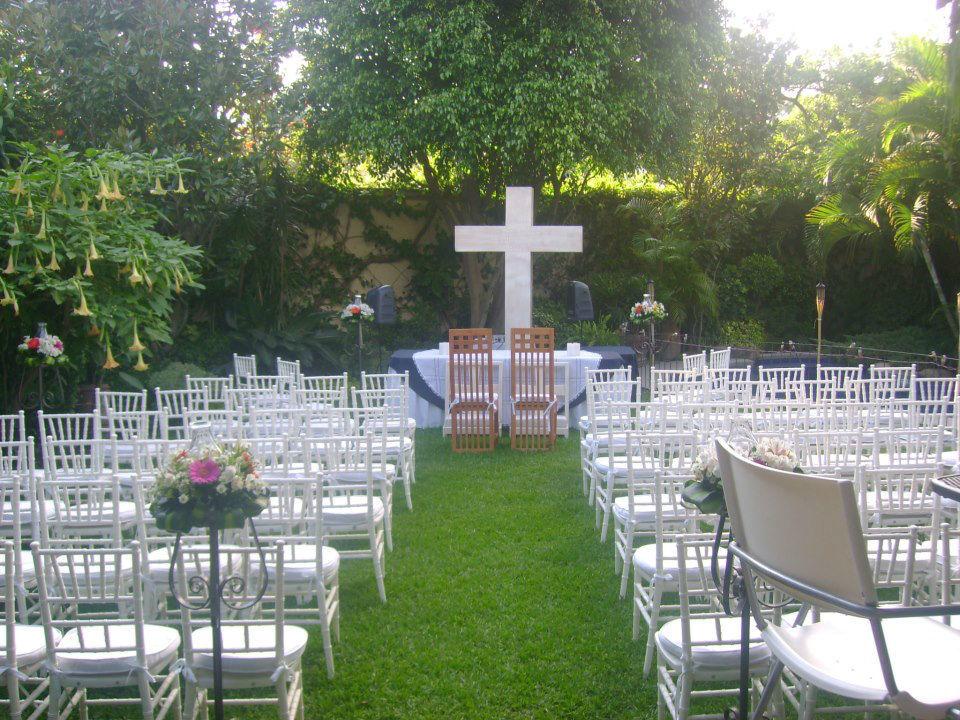 Cascadas de la Pradera, salón de eventos en Cuernavaca