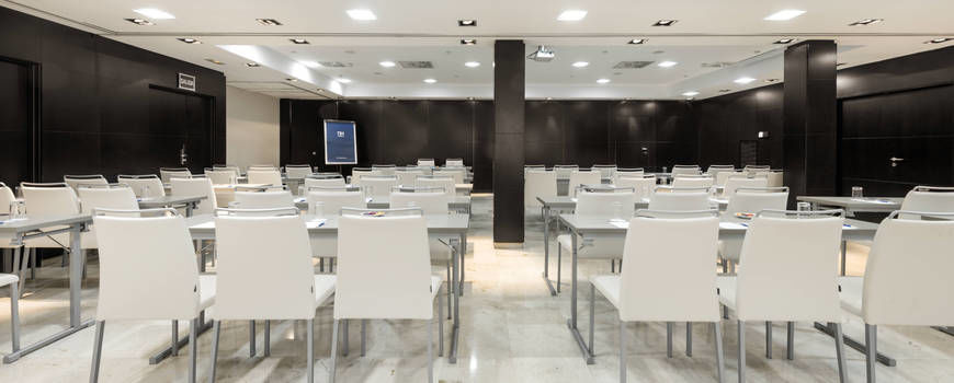 Hotel NH Madrid Príncipe de Vergara