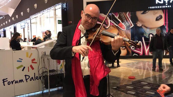 Angelo Spadafora Violinista