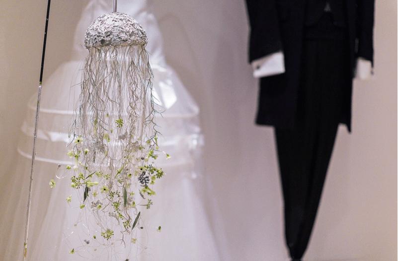Beispiel: Blumenschmuck, Foto: Stil und Stiele.