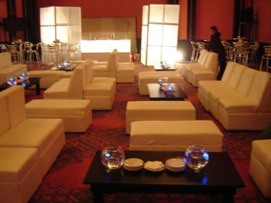 Global Lounge Eventos en el DF