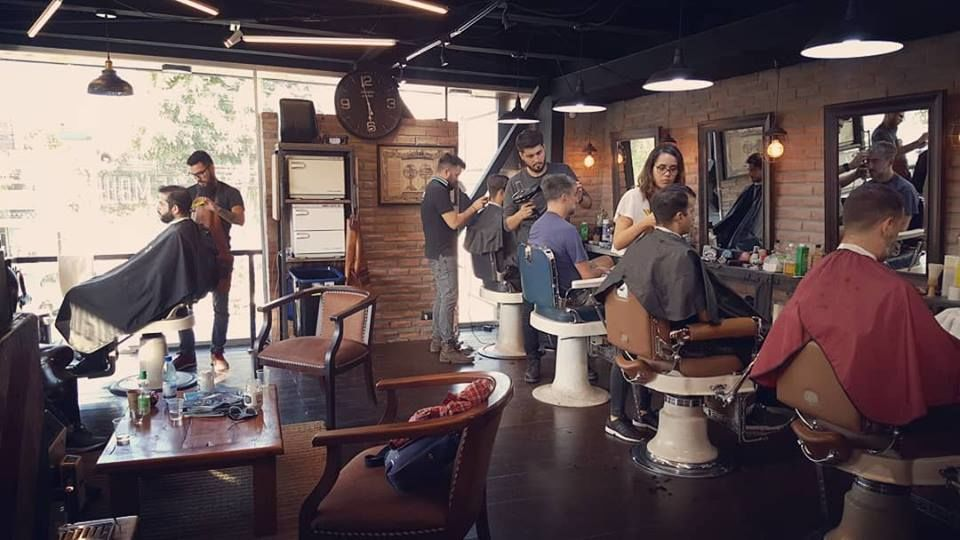 Le Moustache Barber Shop