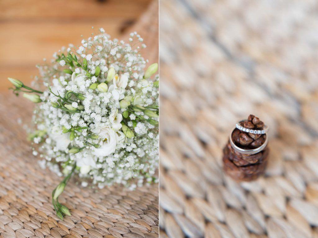 Katleen Photographies - Bouquet - Alliances
