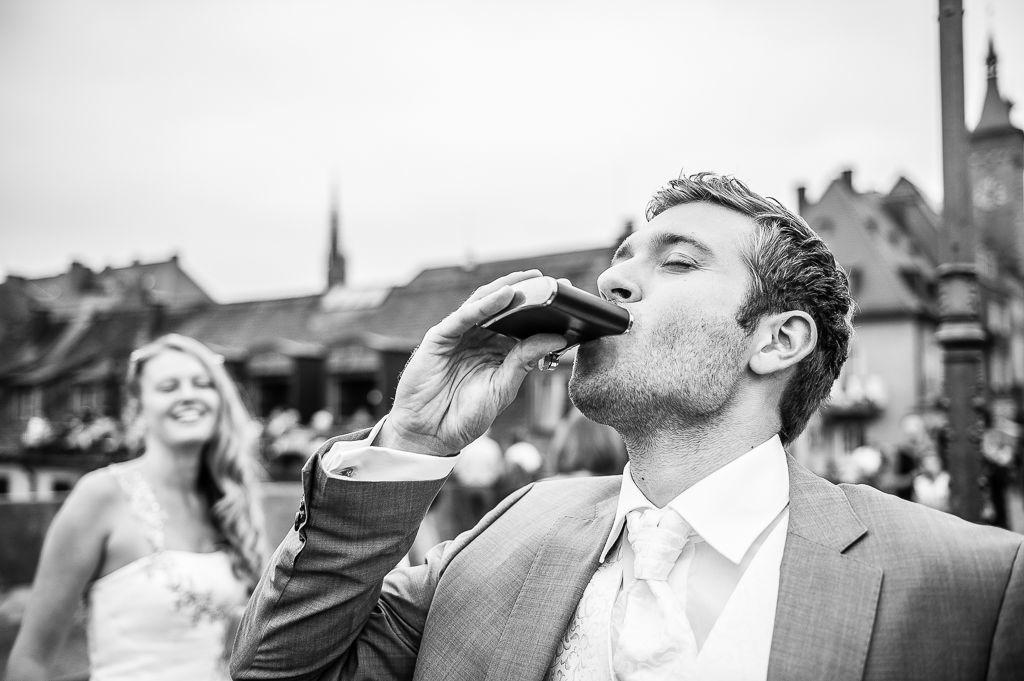 Beispiel: Kreative Fotos von Ihrer Hochzeit, Foto: Axel Link Photography.