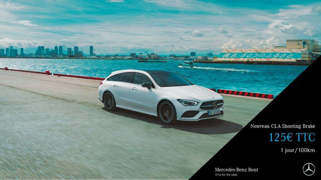 Mercedes-Benz Rent Metz