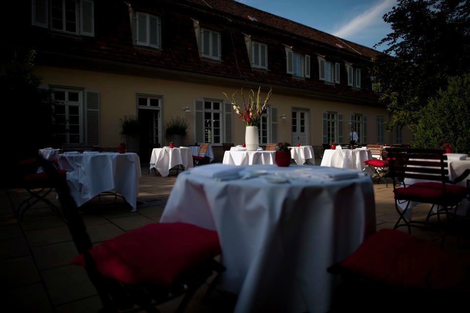 Beispiel: Terrasse, Foto: Speisemeisterei.