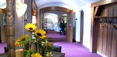 Beispiel: Eindruck vom Hotel, Foto: Hotel FloraAlpina.