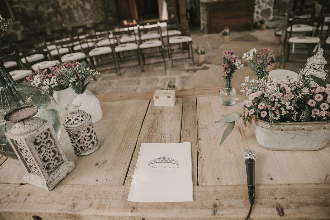 Seven Weddings - Barcelona