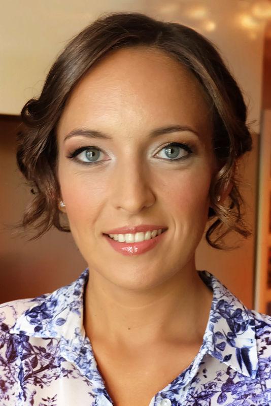 Lydia Arjona Make Up.Maquillaje tradicional.