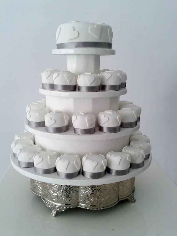 Bolo de Casamento - Wedding Cake (Casa do Marquês)