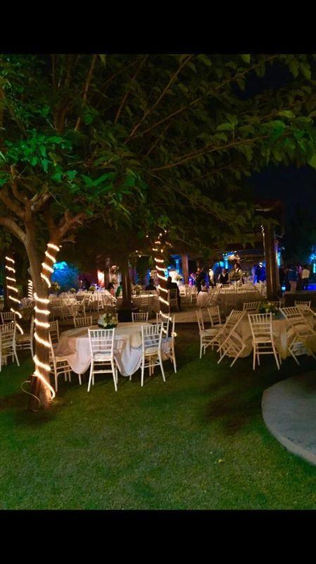 Jardín Quinta Los Moros
