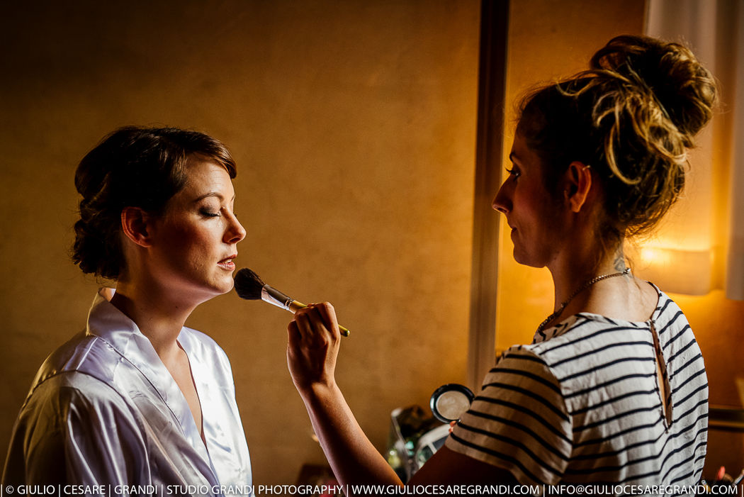 Yasmin Sanchez - Make Up Artist