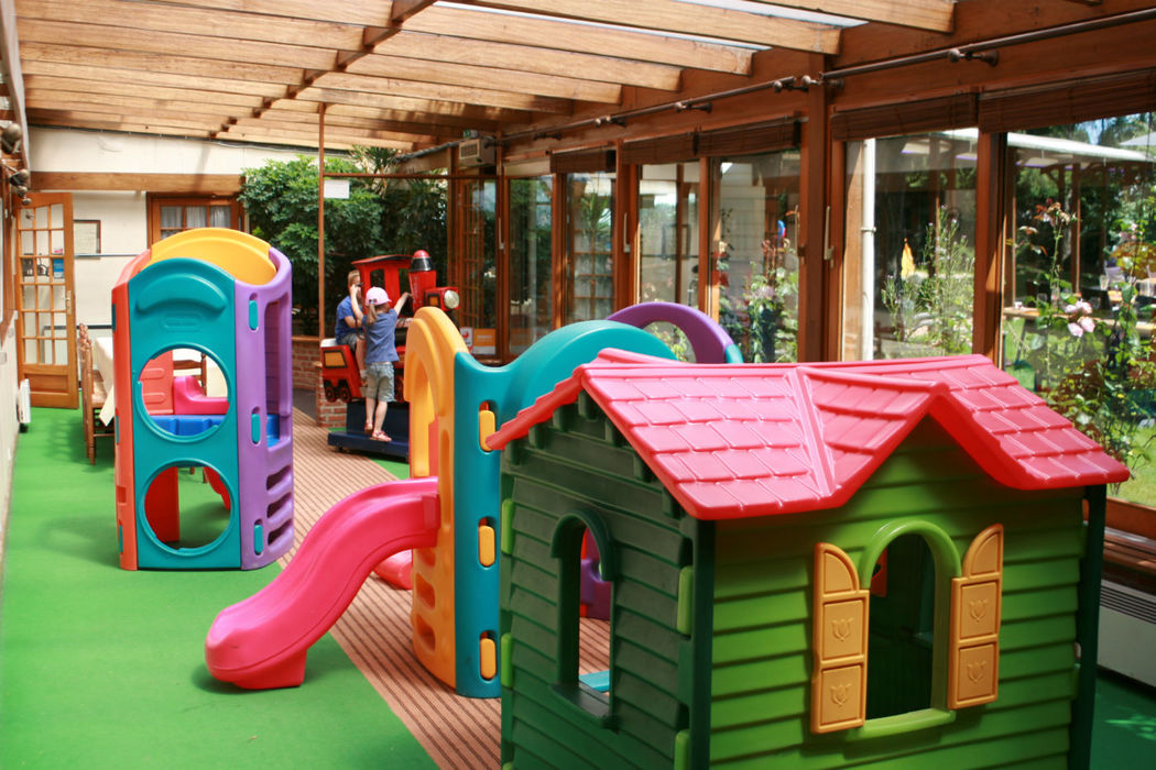 Restaurant La Licorne Salle de jeux pour les enfants, les anniversaires etc...