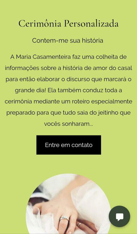 Maria Casamenteira