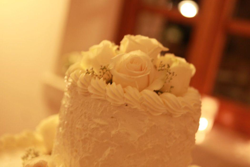 Like a Dream: wedding cake