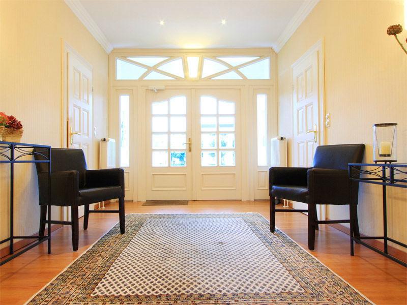 Beispiel: Eingang, Foto: Hotel Dorn.