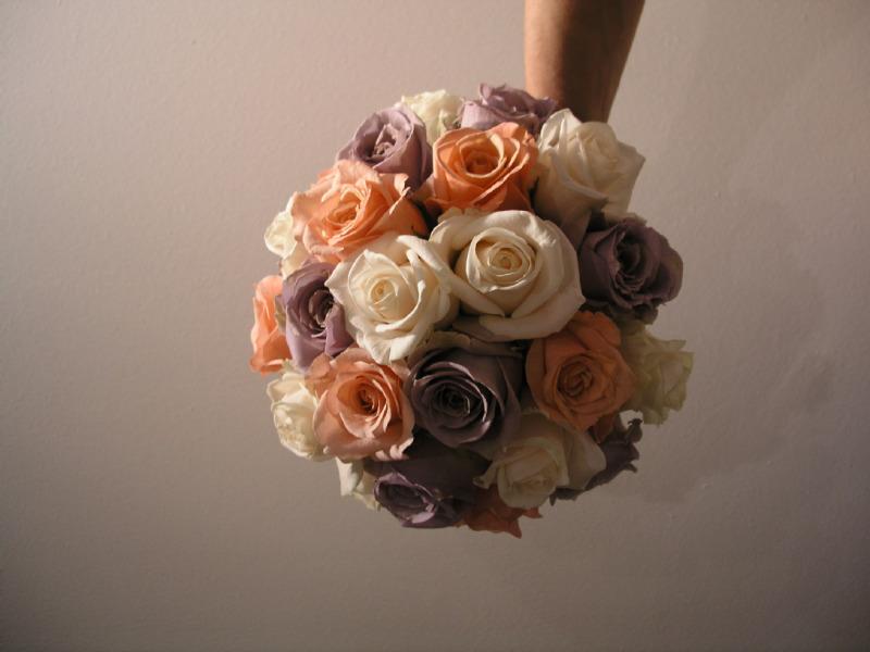 Beispiel: Brautsträuße zum Verlieben, Foto: Blumen Gran.