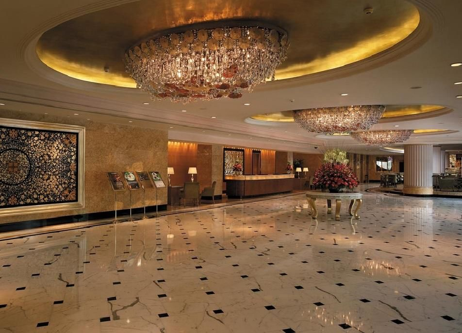 Shangri-la, Eros Hotel, New Delhi