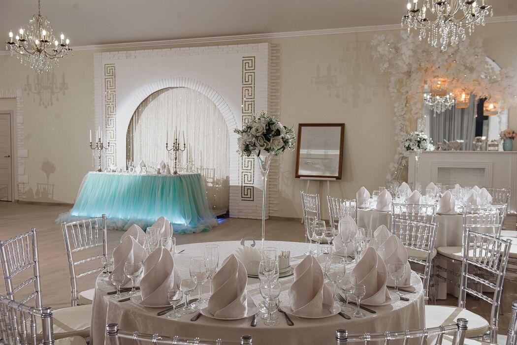Свадебный ресторан Зефир