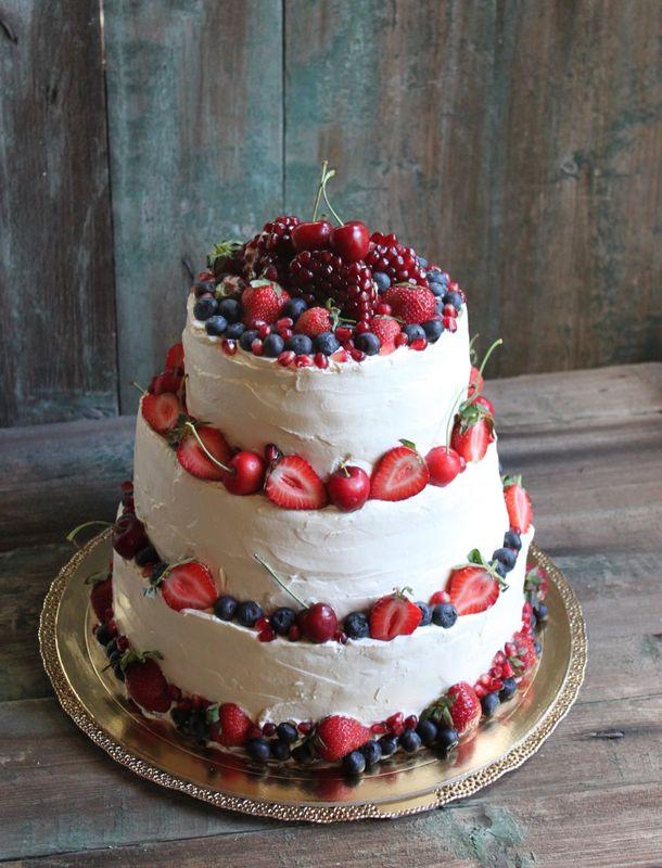 Свадебный торт, 10 кг, все ярусы имеют разный вкус
