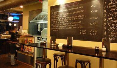 Beispiel: Restaurant, Foto: Löffelbar.