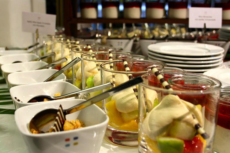 Beispiel: Von Fingerfood bis Bowlfood, Foto: Brunckhorst Catering.
