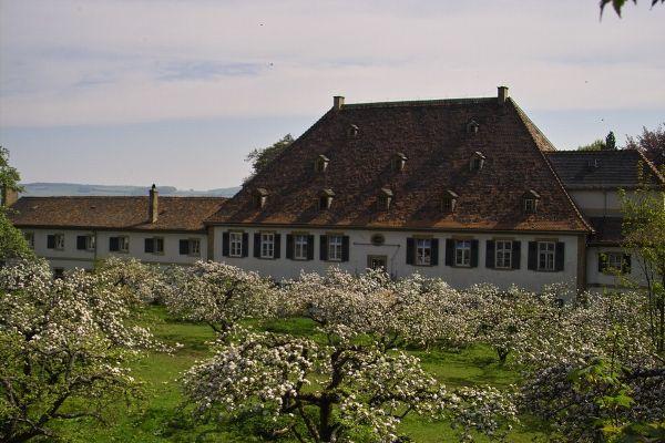 Beispiel: Außenansicht, Foto: Schloss Heinsheim.