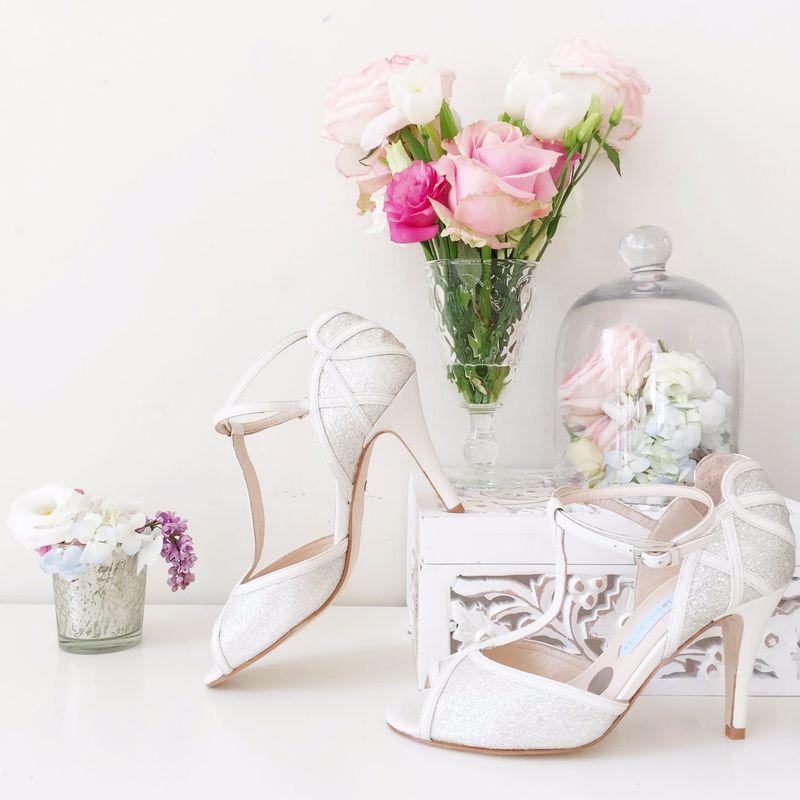 Los zapatos de tu boda