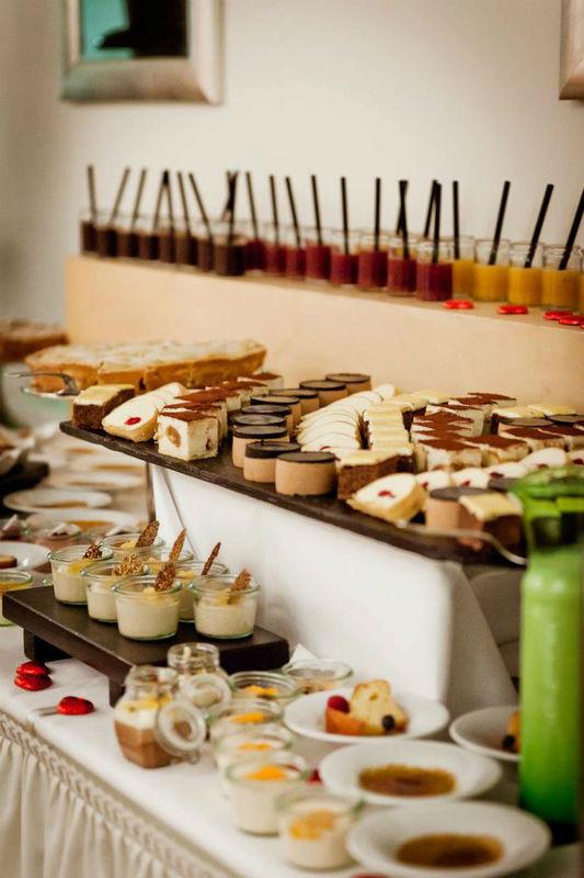 Beispiel: Kreativität der Küche, Foto: Le Méridien Stuttgart.