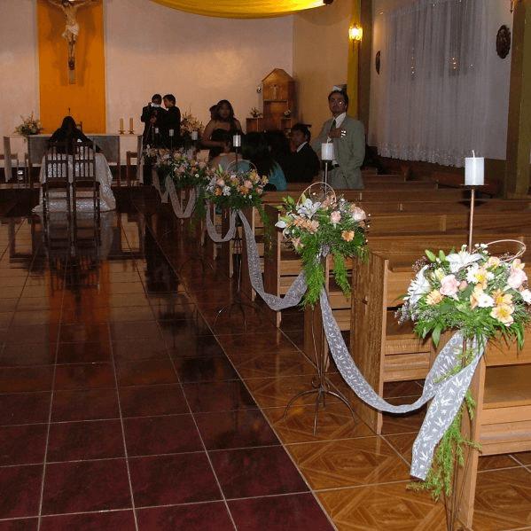 Floristería Las Parinas