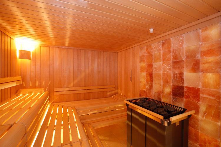 Beispiel: Sauna, Foto: Park Hotel Bremen.