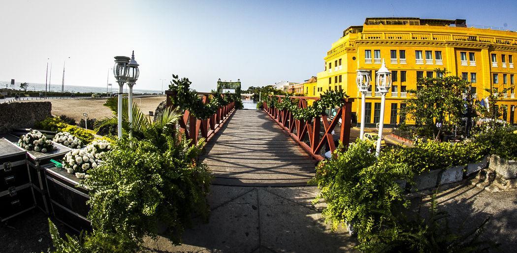 El Baluarte San Francisco Javier - Cartagena