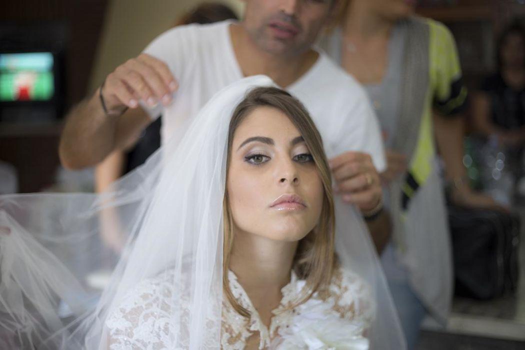 Priscilla Beauty World: Make Up Sposa