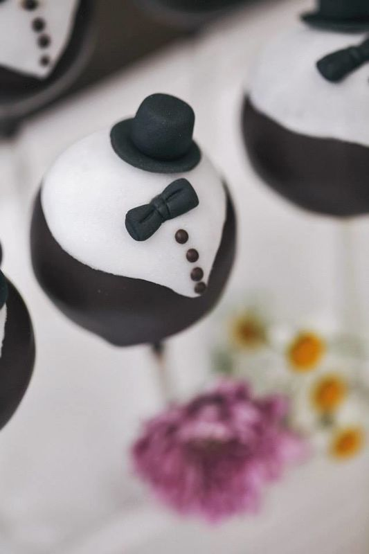 Beispiel: Cakepops, Foto:  Nancy Ebert Fotografie