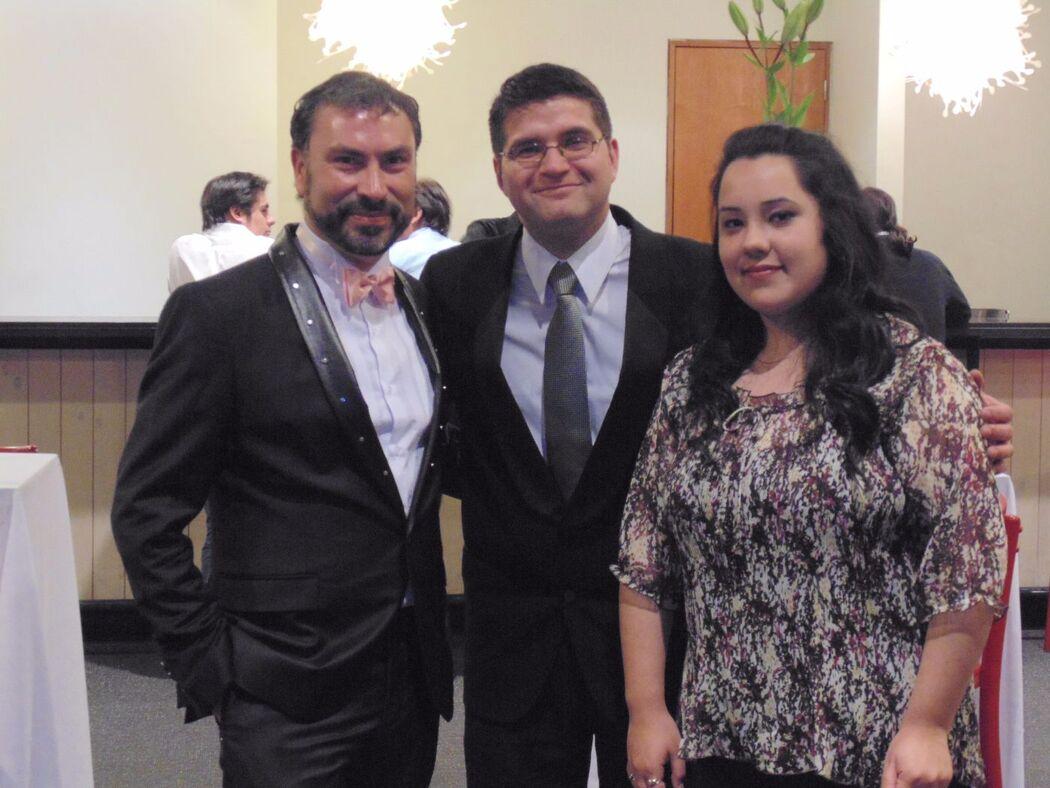 Aniversario Departamento Comunal de Salud, Talca. Noviembre de 2014.