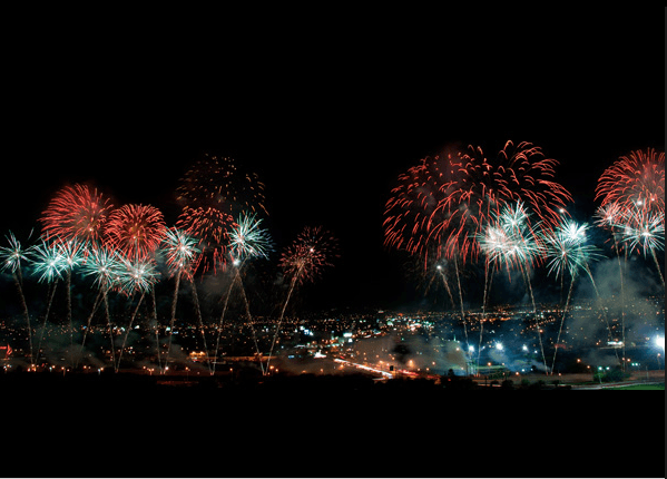 Pyrotech Monterrey