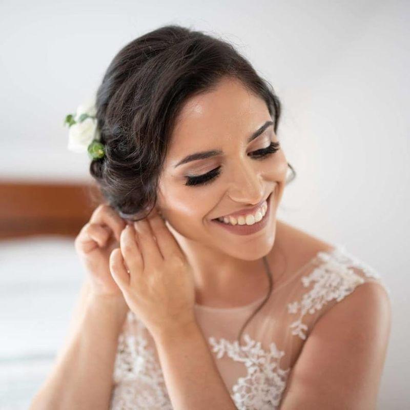 Vanessa Campos Hair Stylist, Makeup Artist